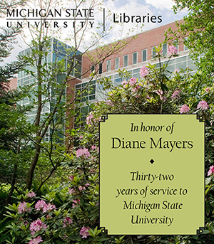 In Recognition of Diane Mayers