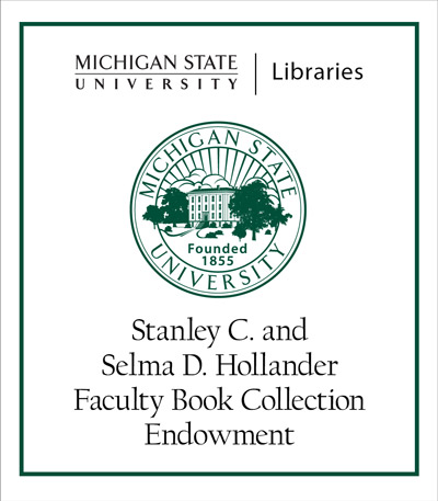 Stanley C. and Selma D. Hollander Faculty Book Collection Endowment