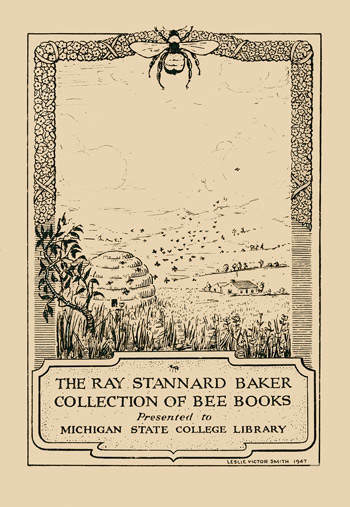 The Ray Stannard Baker Collection of Bee Books