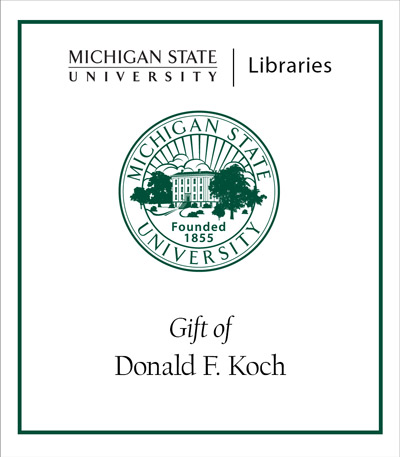 Donald F. Koch American Philosophy Collection