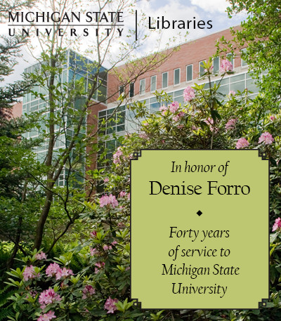 In Recognition of Denise Forro