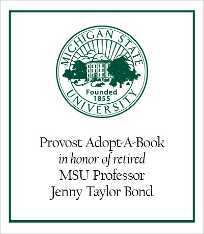 Provost Adopt-A-Book in Honor of Jenny Taylor Bond