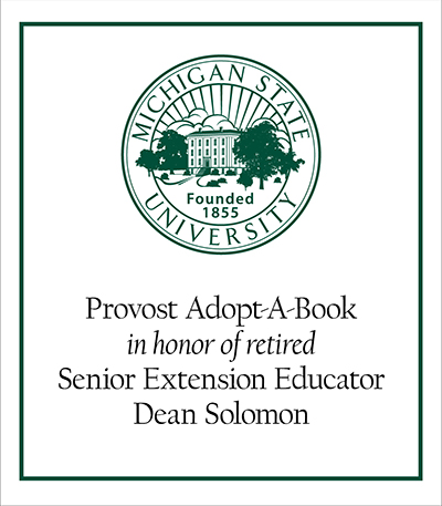 Provost Adopt-A-Book in Honor of Dean Solomon