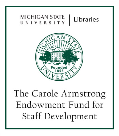 Carole Armstrong Endowment Fund for Staff Development
