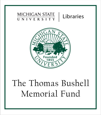 The Thomas Bushell Memorial Fund