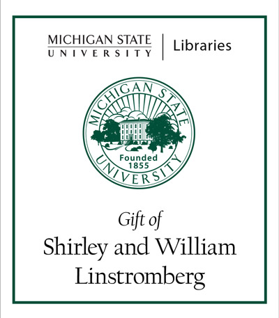 The Shirley and William Linstromberg Children's Cookbook Collection