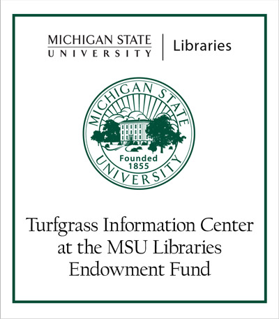 Turgrass Information Center at the MSU Libraries Endowment Fund