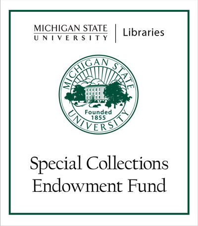 Special Collections Endowment Fund