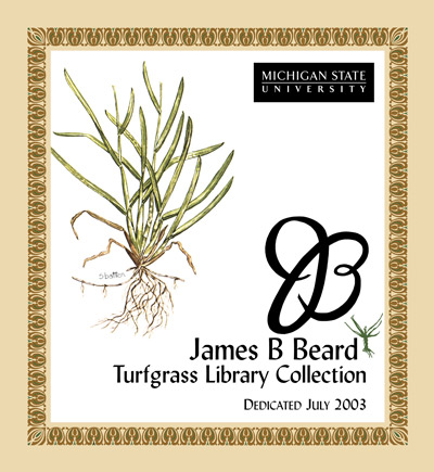 James B Beard Turfgrass Library Collection