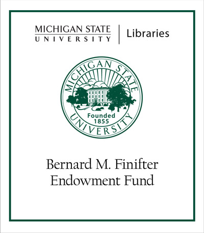 Bernard M. Finifter Endowment Fund