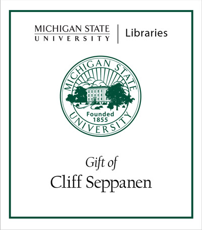 Gift of Cliff Seppanen