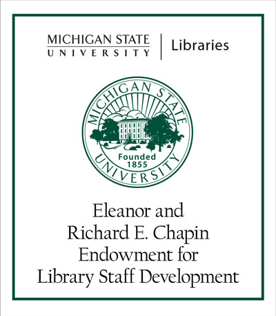 Eleanor and Richard E. Chapin Endowment for Library Staff Development