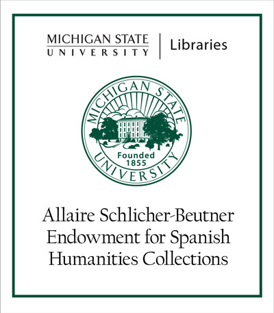 Allaire Schlicher-Beutner Endowment for Spanish Humanities Collections