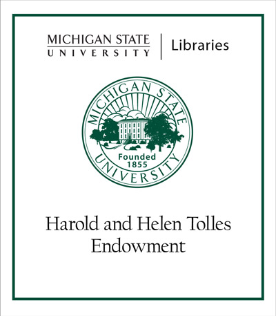Harold and Helen Tolles Endowment