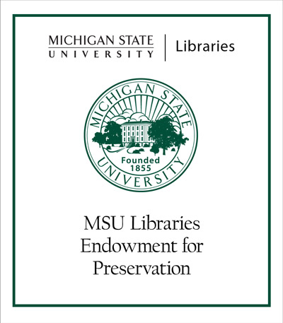 MSU Libraries Endowment for Preservation