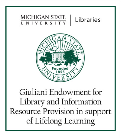 Giuliani Endowment for Library and Information Resource Provision in support of Lifelong Learning