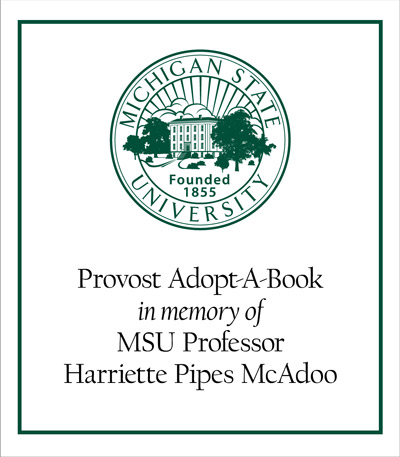 Provost Adopt-A-Book in Memory of Harriette Pipes McAdoo