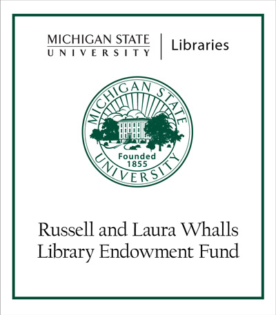 Russell and Laura Whalls Library Endowment Fund