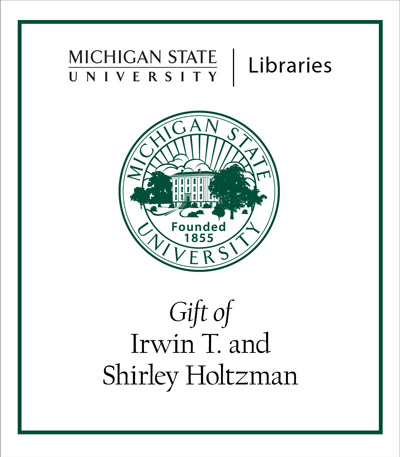 Irwin T. and Shirley Holtzman Israeli Literature Collection