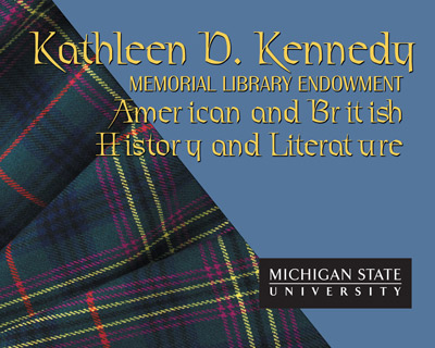 Kathleen D. Kennedy Memorial Library Endowment for American and British History and Literature