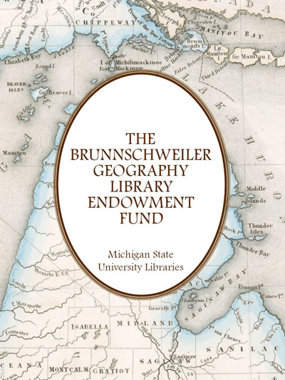 Brunnschweiler Geography Library Endowment Fund