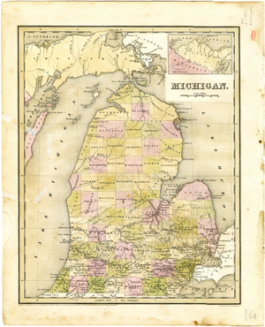 Michigan, 1842
