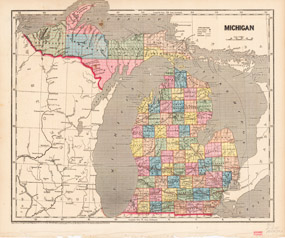 Michigan, 1848?