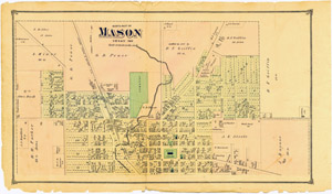 Mason-North, Vevay Twp., 1874