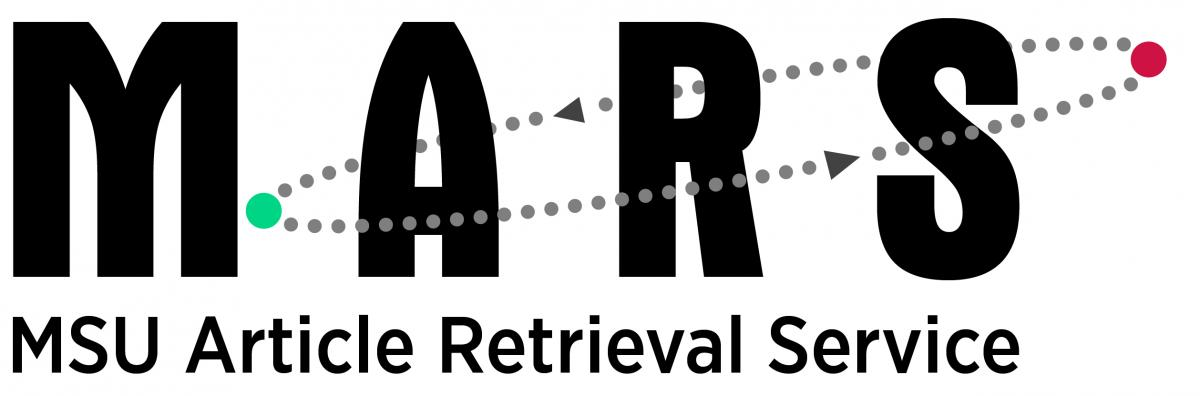 M.A.R.S. Michigan State University Article Retrieval Service