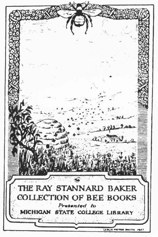 Title Page of Baker Bees
