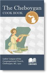 Cover image of the Cheboygan Cook Book