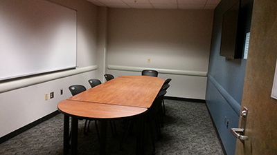 Msu Business Library Study Rooms