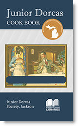 Cover image of Junior Dorcas Cookbook