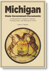 Michigan State Government Documents book cover