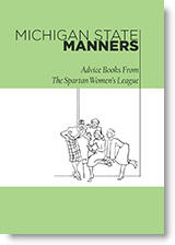 Michigan State Manners - book cover