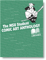 Cover image of MSU Student Comic Art Anthology