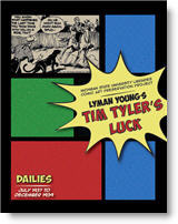 Tim Tyler's Luck - cover image