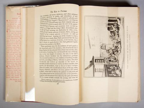 Book: Sitwell, Edith.  Bath.  1932.