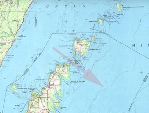 Green Bay Islands