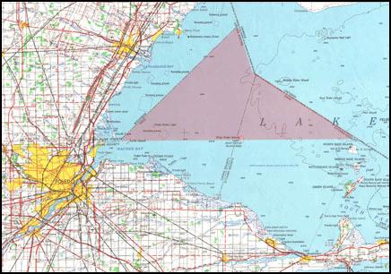 The Lake Erie Triangle