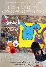 Movie poster for Innocente film