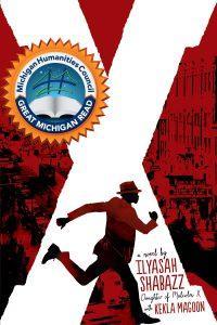 X: A Novel by Ilyasah Shabazz with Kekla Magoon