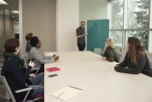 DSL Meeting Room W201