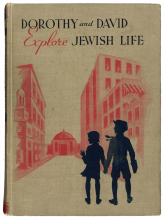 Dorothy and Daivd Explore Jewish Life book cover