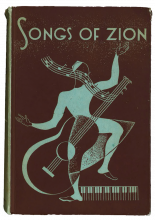 Songs of Zion book cover