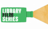 Library film series logo