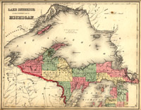 Michigan [Upper Peninsula], 1873
