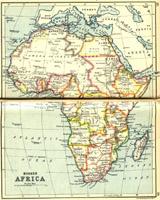 Modern Africa, 1913