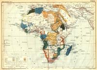 Afrique, 1886