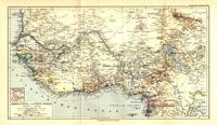 Ober-Guinea und West-Sudan, 1892